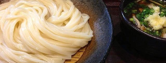 讃岐饂飩 元喜 is one of うどん.