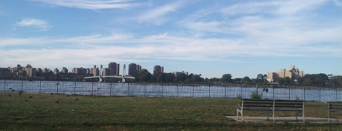 Hellgate Field is one of USA NYC QNS Astoria.