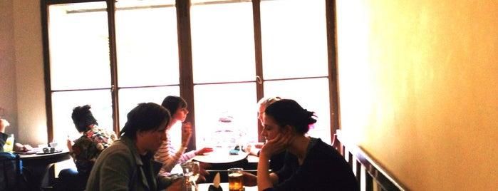 Café Jericho is one of Café.