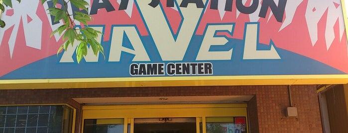 プレイステーション ネーブル 西宮店 is one of 関西のゲームセンター.