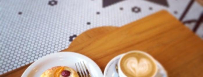 Sightglass Coffee is one of SF Coffee.