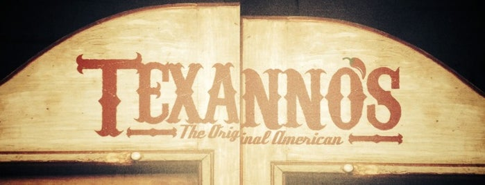 Texanno's - The Original American is one of Recife ♥.