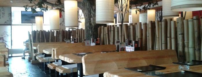 Тануки is one of Кафе, бары, рестораны....