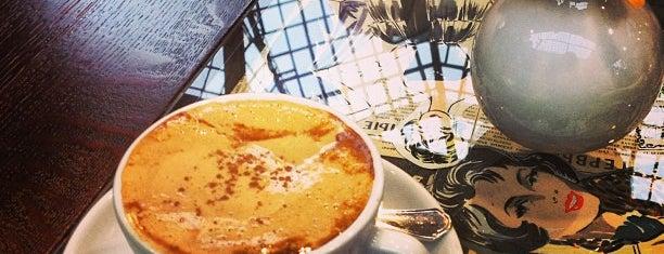 Кофемания is one of Cafes & Restaurants ($$$).