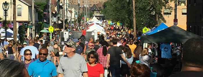 Brady Street days in Milwaukee Wisconsin is one of Guide to My Milwaukee's best spots.