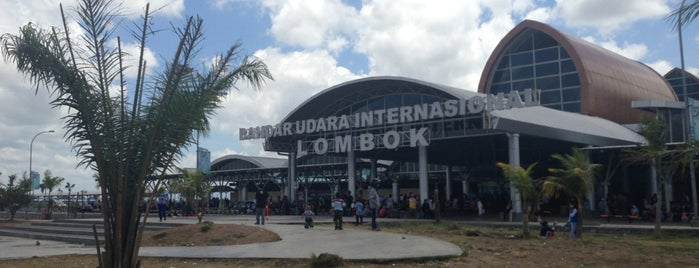 Lombok International Airport (LOP) is one of Indonesia's Airport - 1st List..