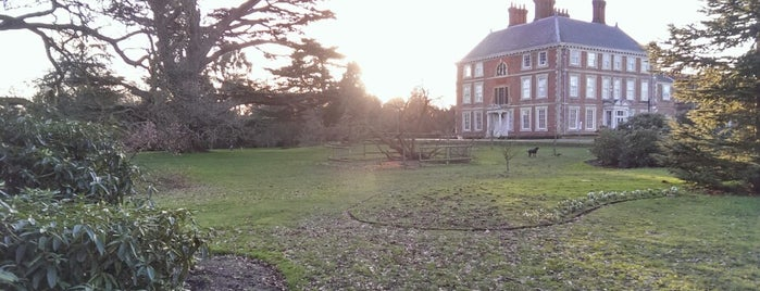 Forty Hall & Estate is one of The Great Trees of London.
