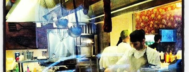Al Mercato Ristorante & Burger Bar is one of Mangiare.