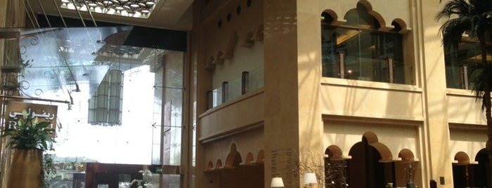 The H Hotel فندق ذا إتش is one of Top Restaurants in Dubai.