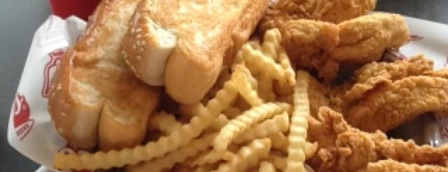 Raising Cane's is one of Cbus to do list.