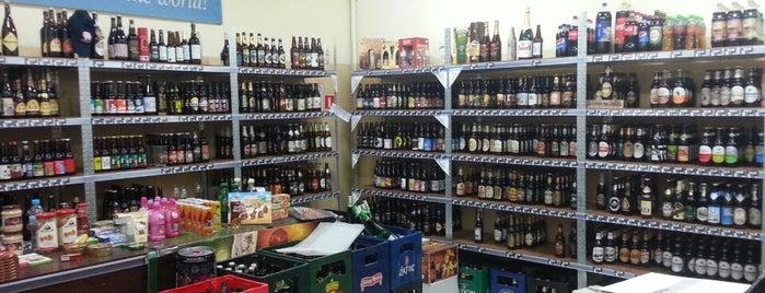 Beer Concept (a.k.a. Piwa i Wody Regionalne) is one of Krakow-pub.