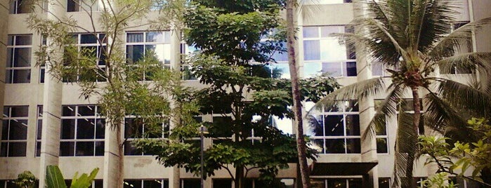 Biblioteca Central is one of Estudo.