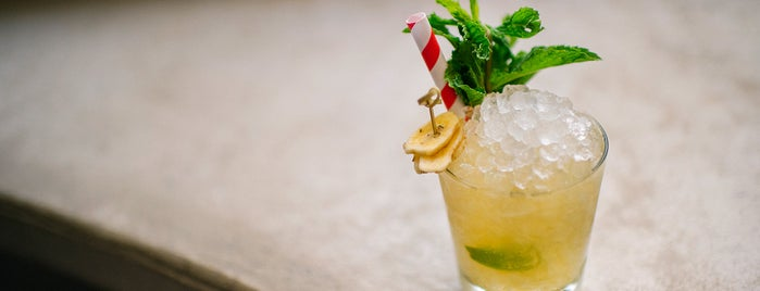 Donna is one of The 15 Best Places for Cocktails in Brooklyn.