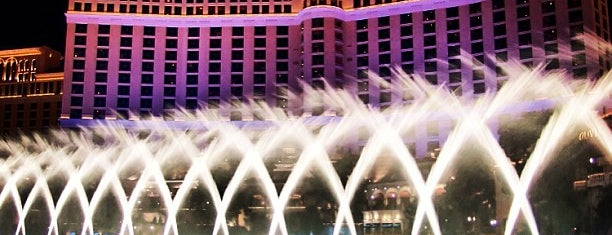 Fountains of Bellagio is one of Las Vegas.