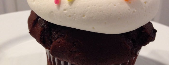Buttercream Cupcake is one of LevelUp Philly Spots.