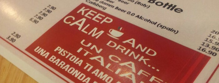 iCook Italian Gastronomía is one of Eat❷.