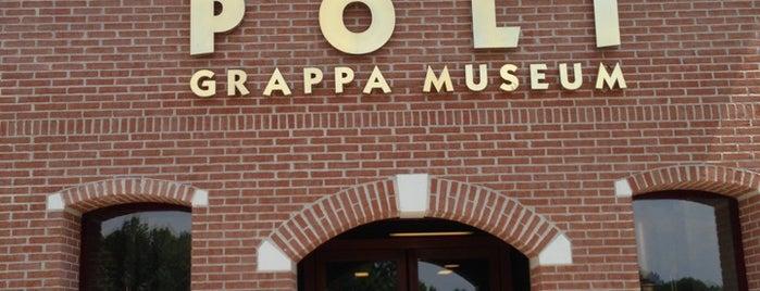 Poli Museo della Grappa is one of Locali dove bere..
