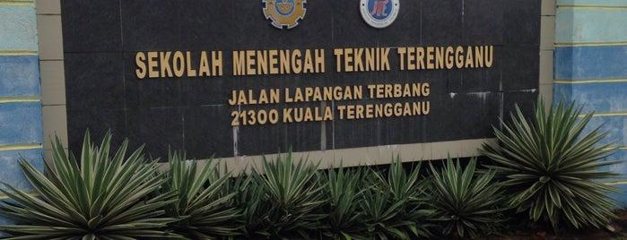 SMK Teknik Lapangan Terbang is one of My hangout in Terengganu.