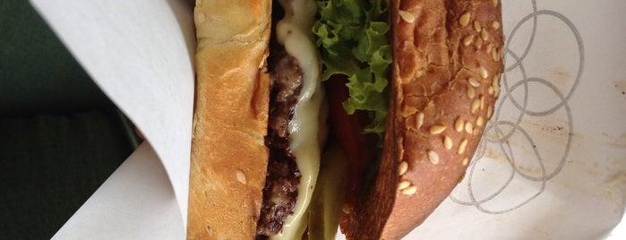 Burger de Ville is one of CSSConf.eu's Favourites.