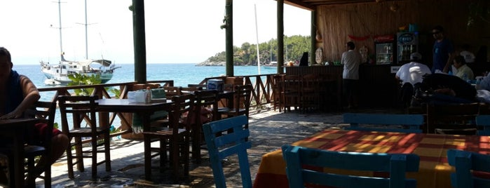 KayaBaşı Restaurant is one of Cesme bodrum.