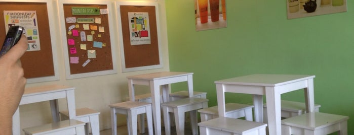 Moonleaf Tea Shop is one of Coffee & Tea.