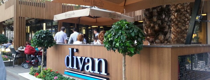 Divan Pub is one of Restaurants, Cafes, Lounges and Bistros.