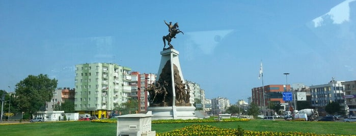 Muratpaşa is one of AntaLya :)).