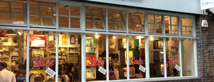 Cath Kidston is one of Shops.