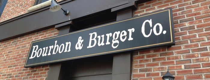 Bourbon & Burger Co. is one of Restaurants I want to Try.