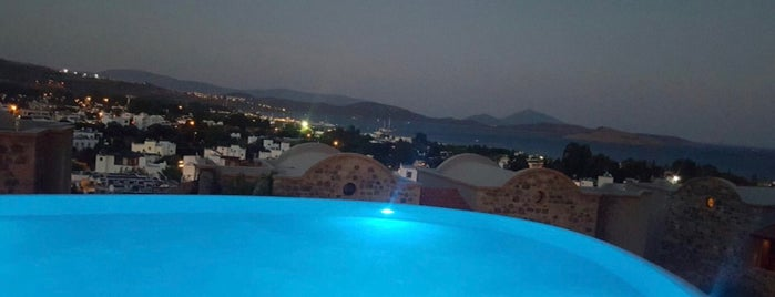 Temenos Boutique Hotel & Spa is one of Otel.