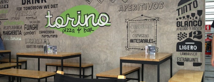 Torino Pizza Bar is one of Puro Humo (áreas de fumar en GDL).