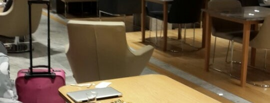 TAV Primeclass Lounge is one of x.
