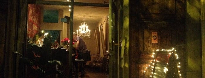 Madame George is one of The 15 Best Places for Comfortable Seats in Barcelona.