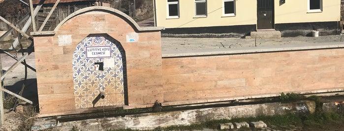 Lütfiye is one of Kütahya   Merkez Köyler.