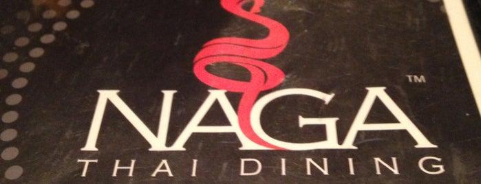 Naga Thai Restaurant is one of Vegas Baby!!.