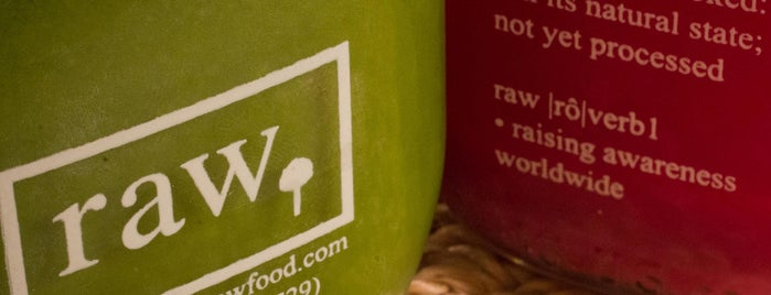 Chicago Raw is one of Vegan eats in Chi!.