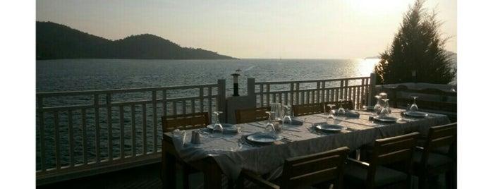 Ada Restaurant - Sovalye Island is one of Fethiye.