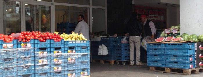 Dikel is one of Türkische Supermärkte.