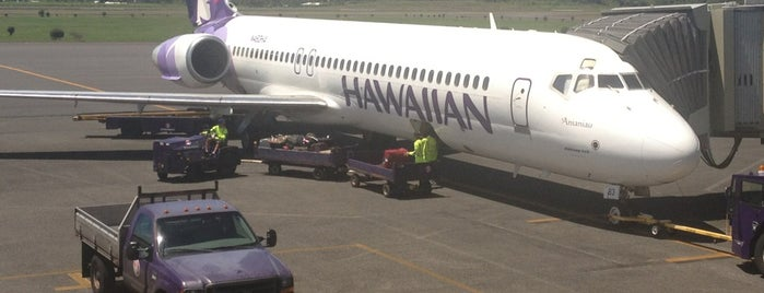 Hilo International Airport (ITO) is one of Airports~Part 1....