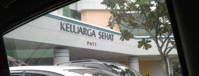 UGD RS Keluarga Sehat is one of Bestech House.