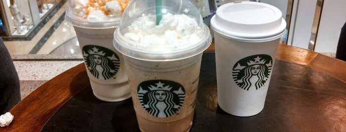 Starbucks is one of coffe.