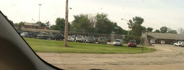 Logan Correctional Center is one of Lincoln 1.