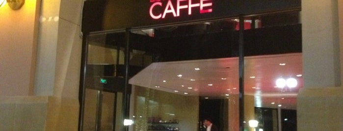 Emporio Armani Café- The Pearl Qatar is one of Doha's Restaurants.