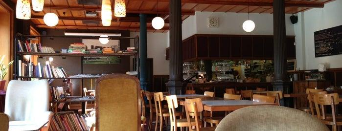 Café de Grancy is one of Geneva & Lake Leman.