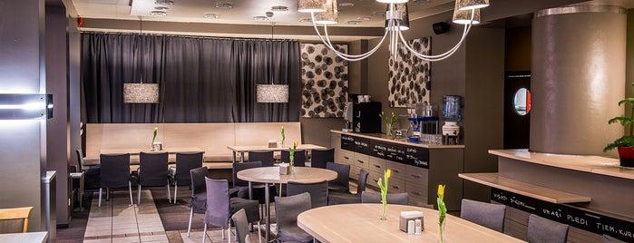"Restorāns ""Upe"" is one of TOP 50 Restaurants in Latvia."