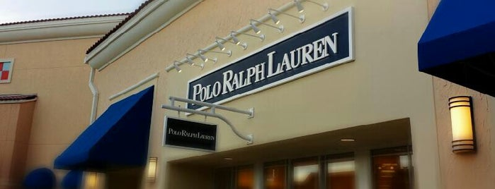 Polo Ralph Lauren Factory Store is one of Florida, FL.