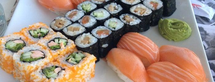 Mafia is one of Sushi. Kyiv. Японская кухня.