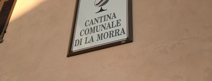 Cantina comunale di La Morra is one of Alba e Langhe.