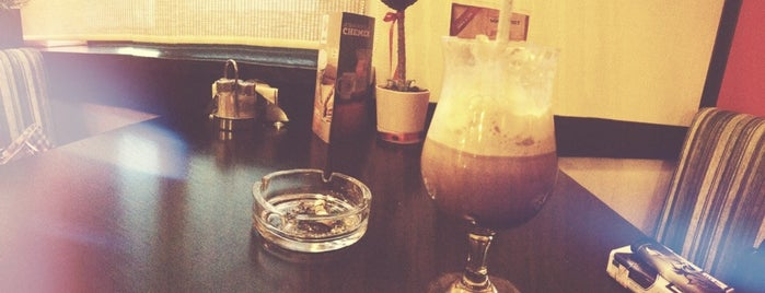 Traveler's Coffee is one of Бары рестораны ночная жизнь.