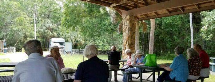 Bluebird Springs is one of Spring Break 2012.
